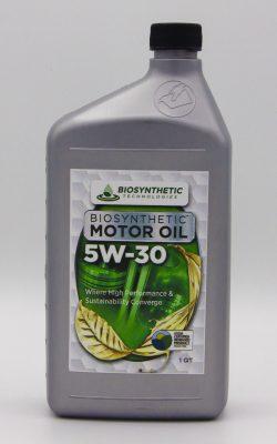 5W30 Sustainable Passenger Car Motor Oil