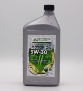 5W30 Sustainable Passenger Car Motor Oil