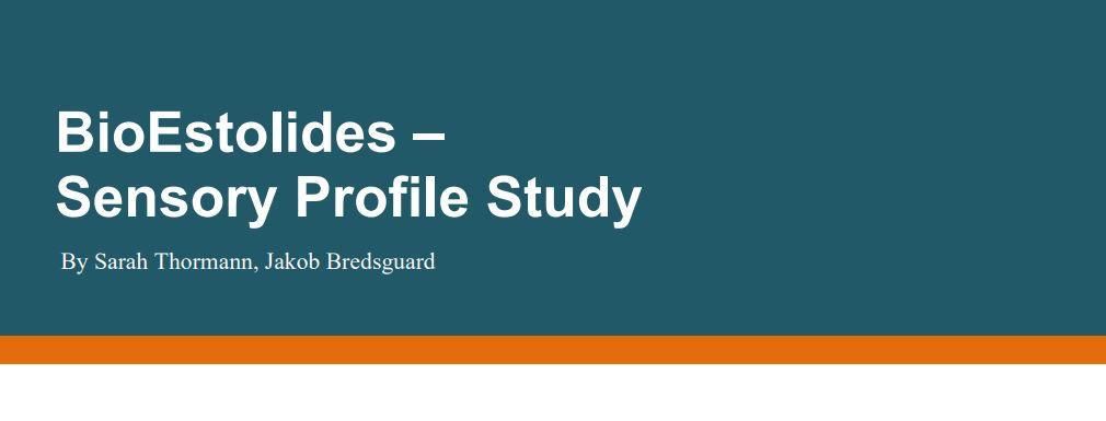 BioEstolide White Paper Sensory Profile