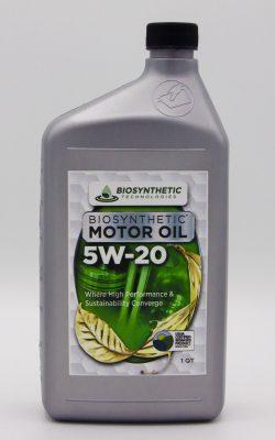 5W20 Sustainable Passenger Car Motor Oil